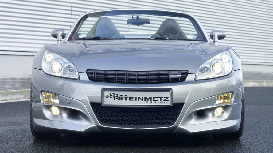 Steinmetz GT debut in Essen