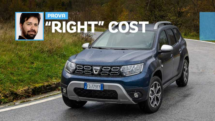Dacia Duster GPL, due volte alternativa