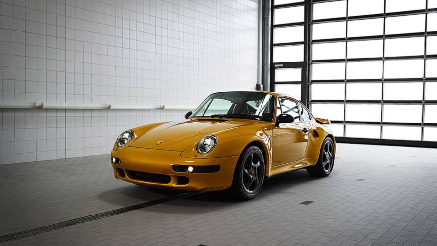 La 911 Porsche Project Gold vendue plus de 2,5 millions d'euros