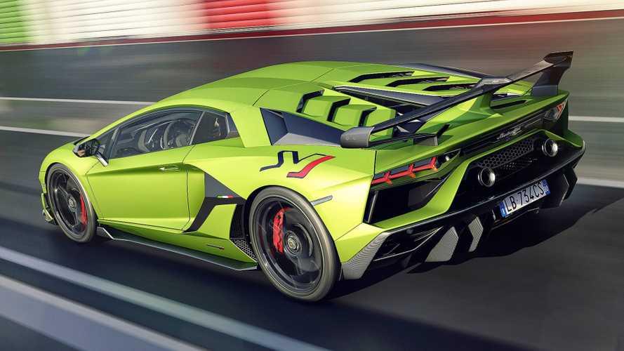 Immár hivatalos: jönnek a hibrid Lamborghini modellek
