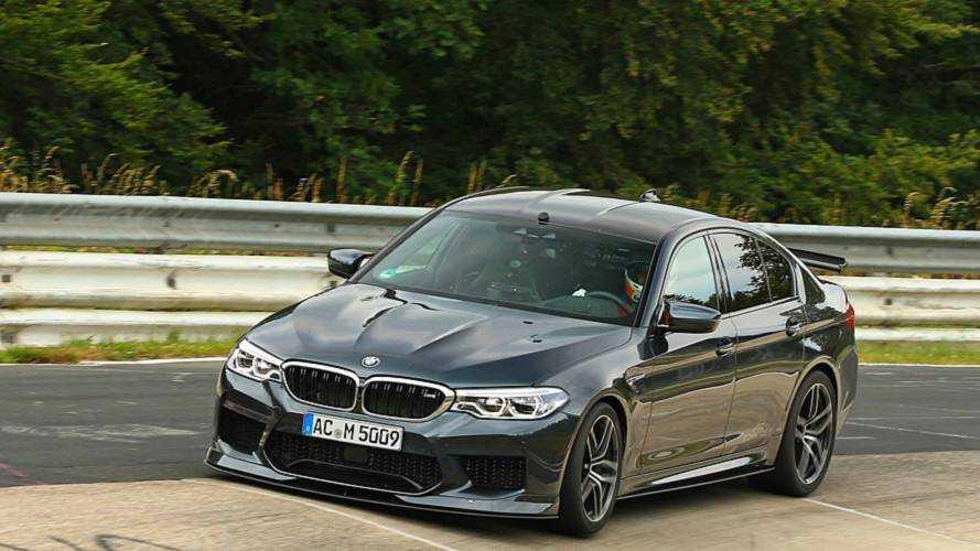 BMW M5, más rápido después de pasar por las manos de AC Schnitzer