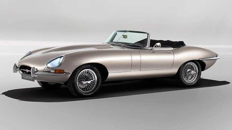 La Jaguar Type E Zero électrique sur les routes dès 2020 !