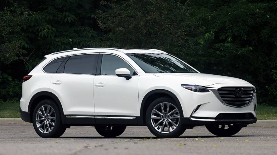 Mazda CX-9 vs. Subaru Ascent