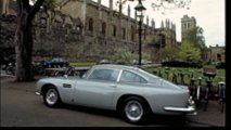 Aston Martin DB5 continuation series