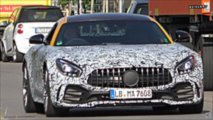 Mercedes-AMG GT R photos espion