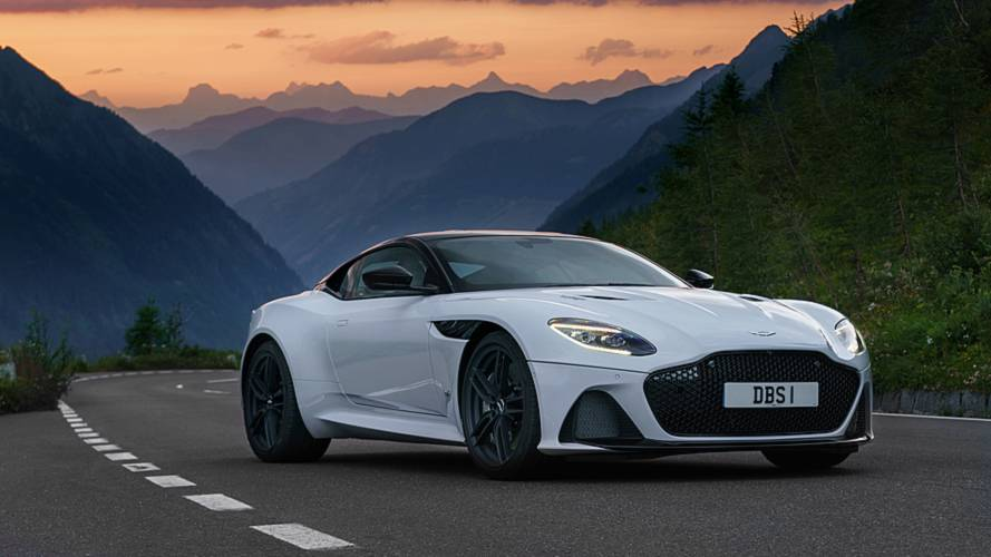 Win an Aston Martin DBS Superleggera and Abu Dhabi Grand Prix VIP trip