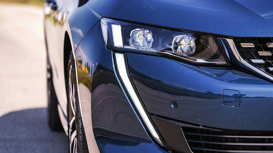 Peugeot 508 GT-Line Test