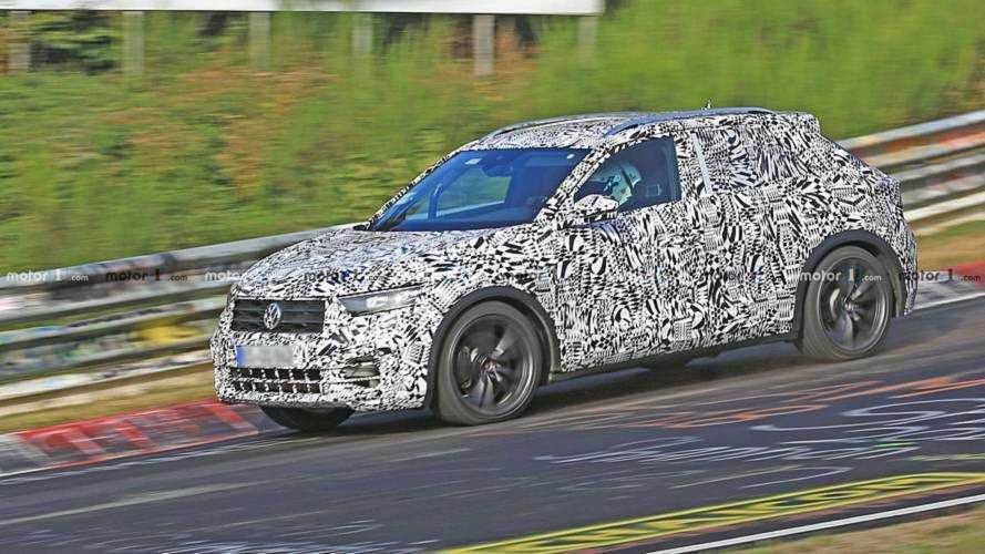 VIDÉO - Le Volkswagen T-Roc R s'amuse sur l'Enfer Vert