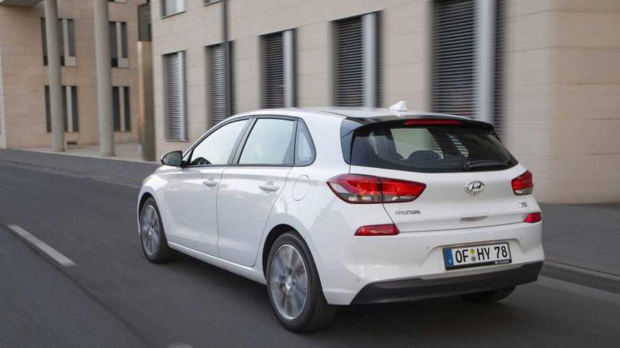 Makyajlı Hyundai i30 Hatchback & Wagon