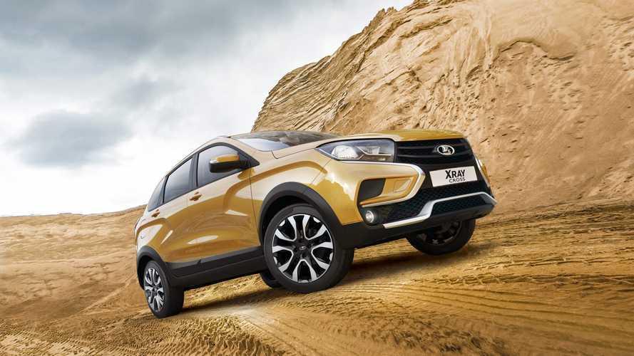 Megérkezett az orosz piacra a legújabb Lada