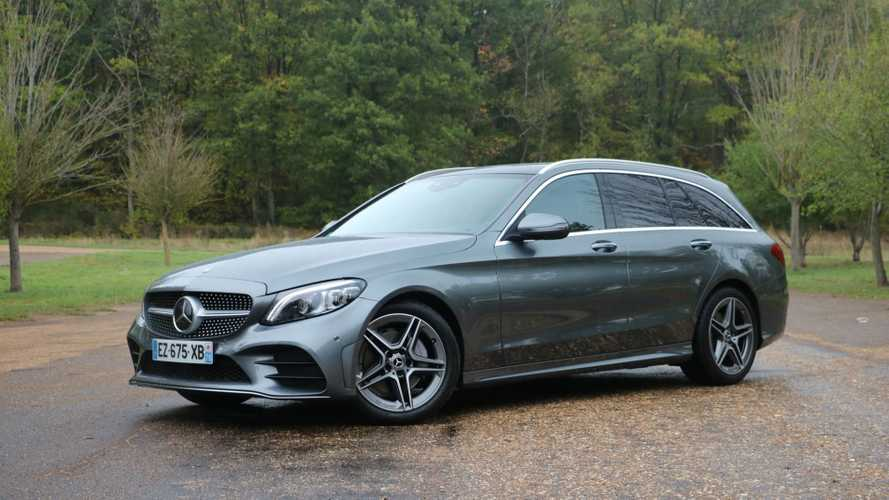 Essai Mercedes Classe C 220 d Break (2018)