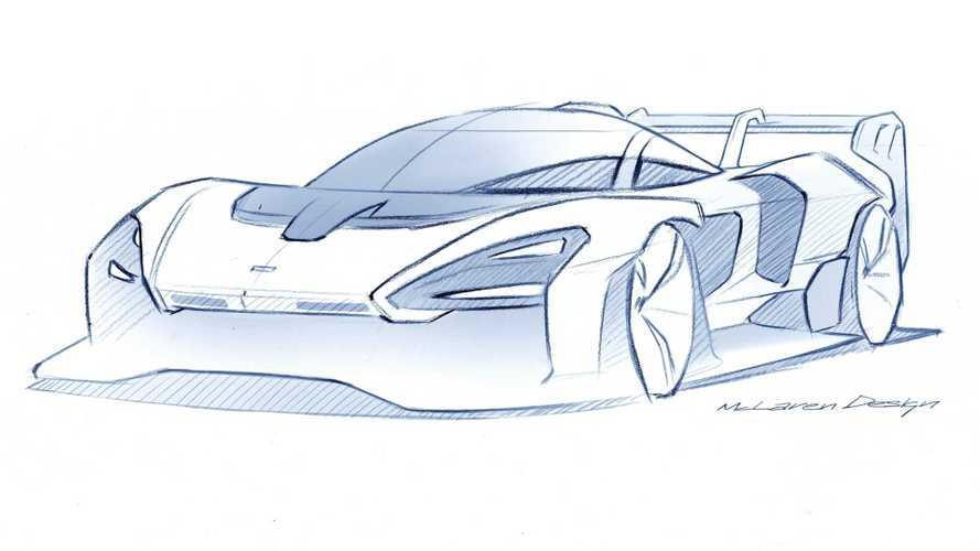 McLaren Senna'nın GTR versiyonu geliyor