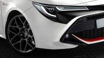 Rendering Toyota Corolla GR