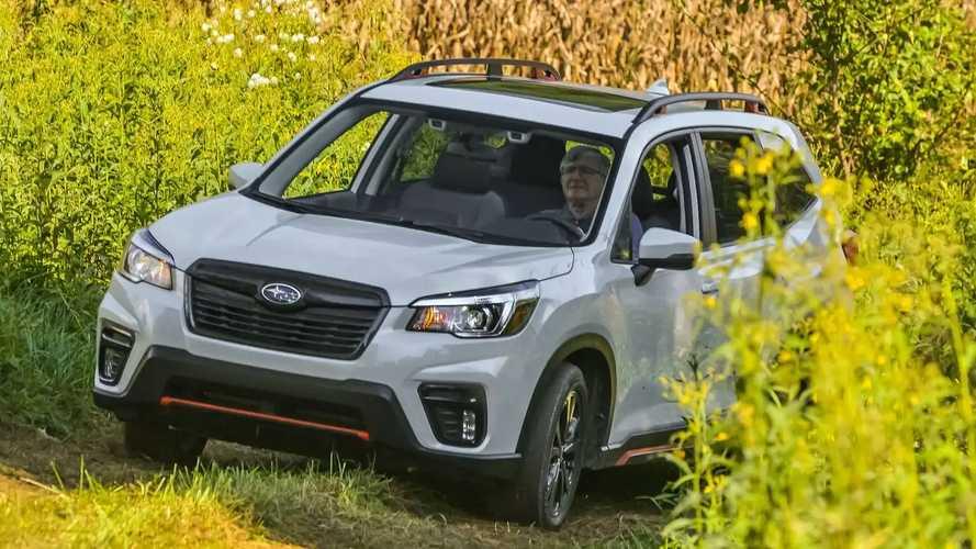 Subaru Forester 2019 - Avaliação