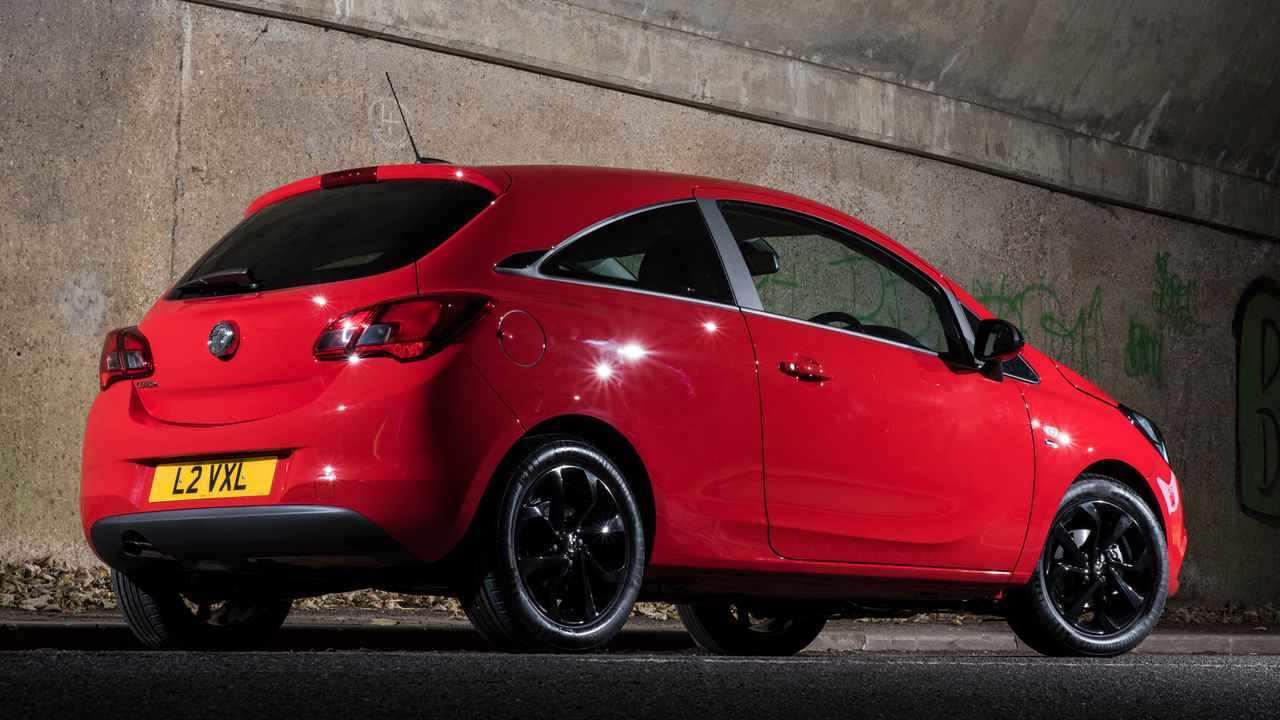 Vauxhall Corsa Griffin Limited Edition Starts At 163 11 695