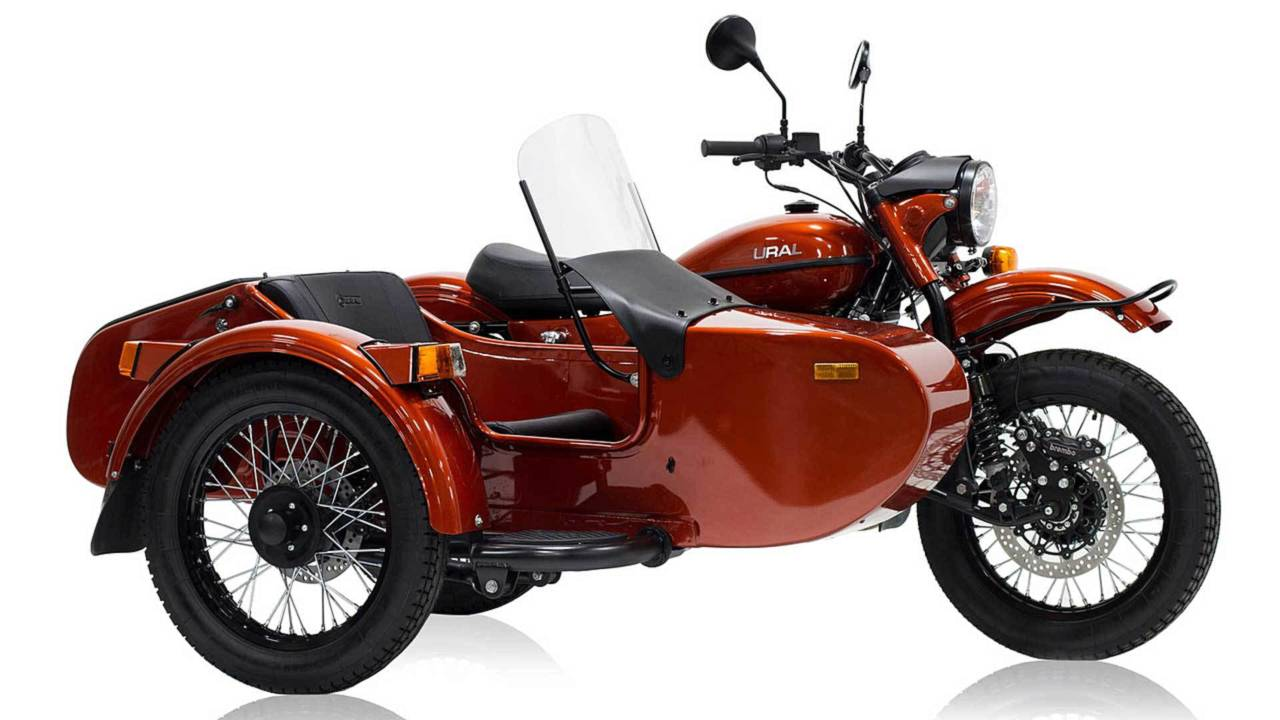 Classic Touring Less Expensive Option: Ural CT