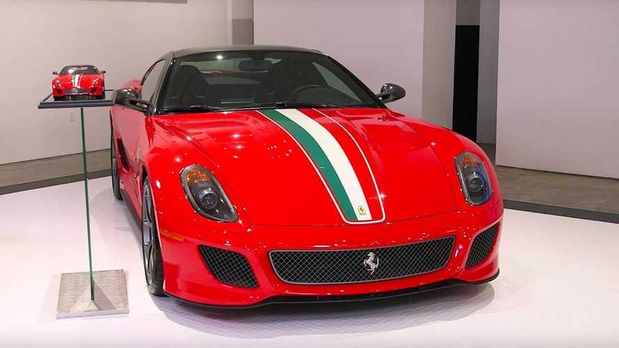 5 razones por las que el Ferrari 599 GTO es un superdeportivo subestimado