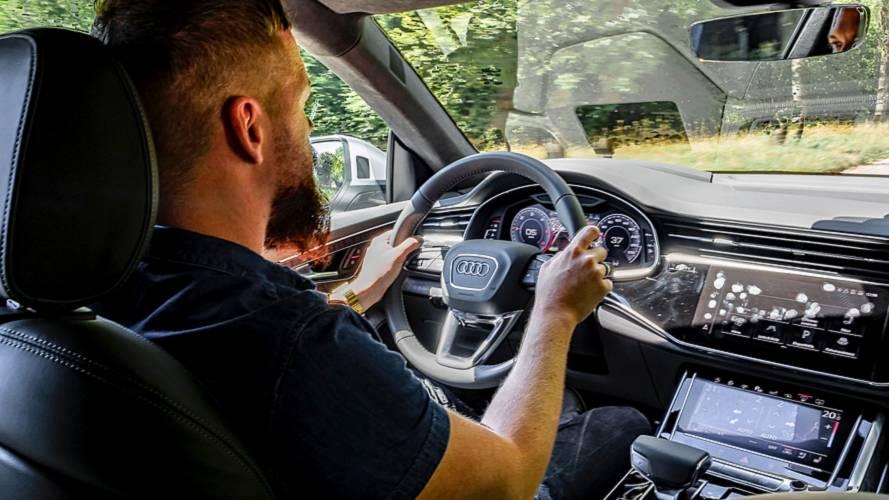 Audi Q8 50 TDI Test