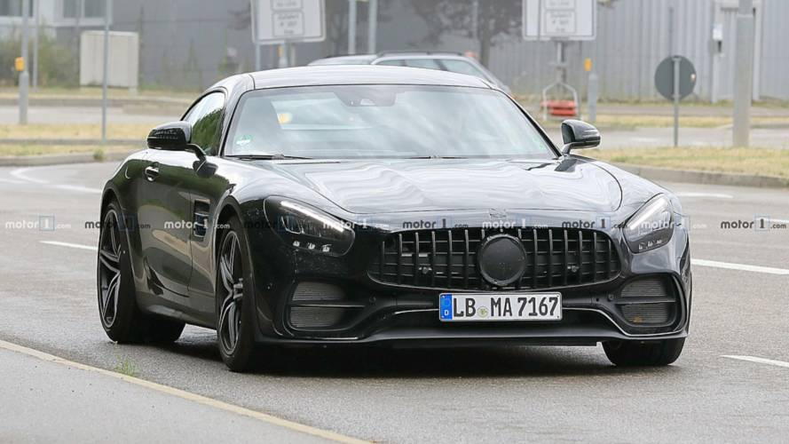 Mercedes-AMG GT Facelift