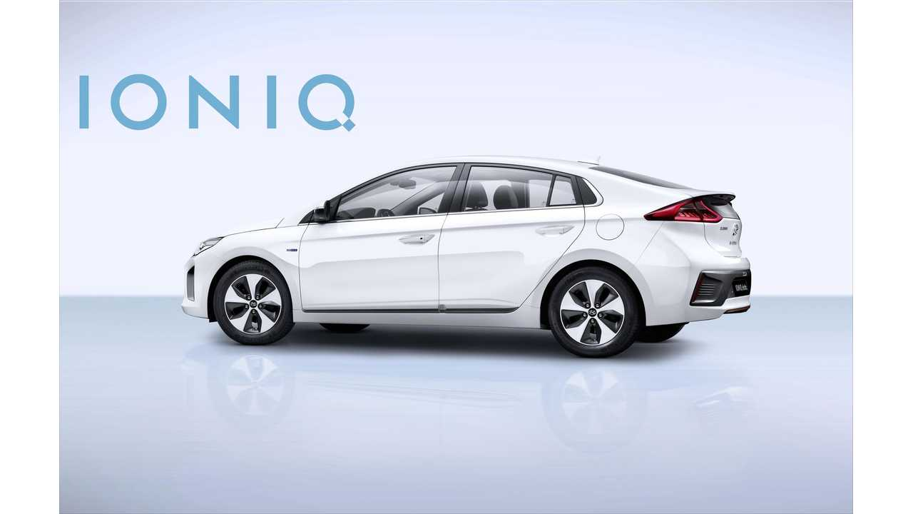 Electric Hyundai IONIQ - Test Drive Notes Plus New Info, 110 Miles Range