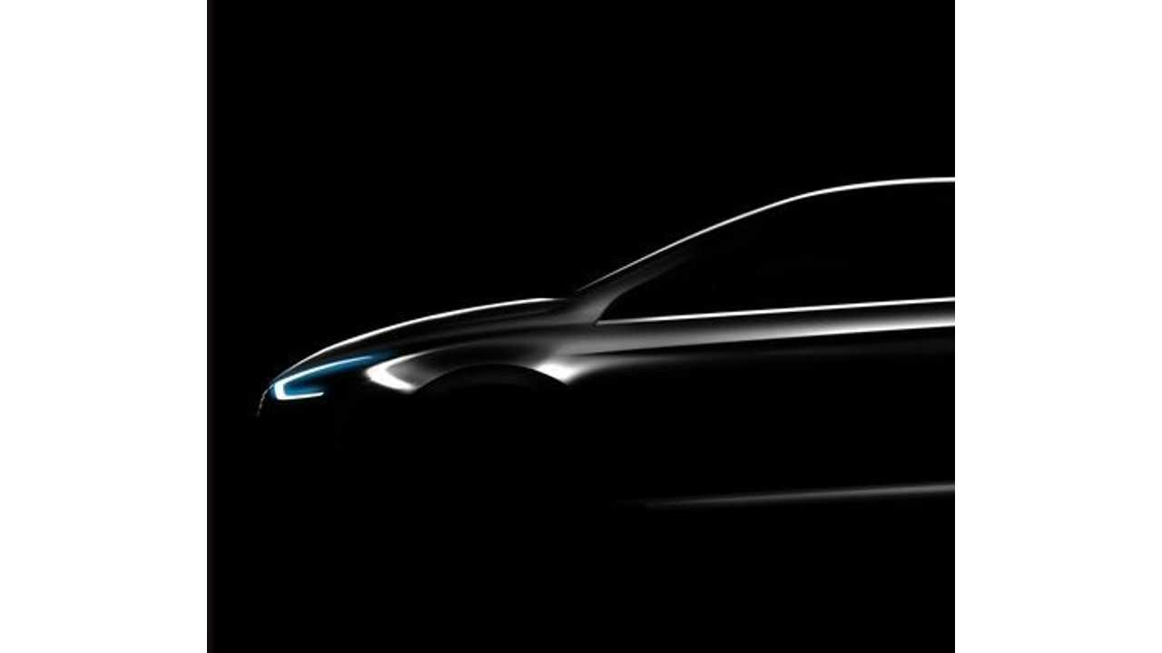 Hyundai Ioniq To Be Offered In BEV, PHEV, HEV In 2016