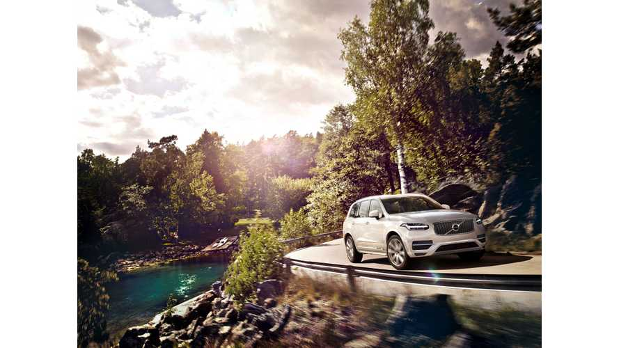 Volvo XC90 T8 Twin Engine Sales Surge In The Netherlands