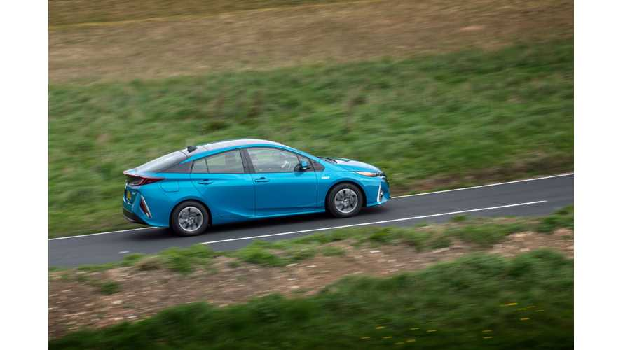 Toyota Establishes Dedicated Zero-Emissions Vehicle Division