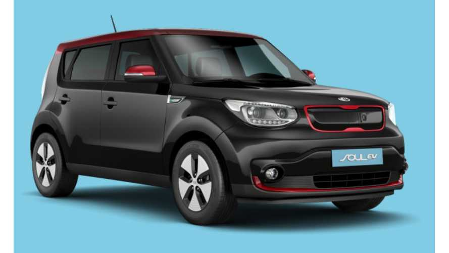 Kia Soul EV Coming To US In Fall - With Snazzy New Color Choice
