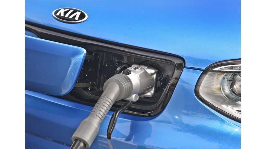 2015 Kia Soul EV Joins EZ-Charge Network, Will Add 17 DC Chargers in California