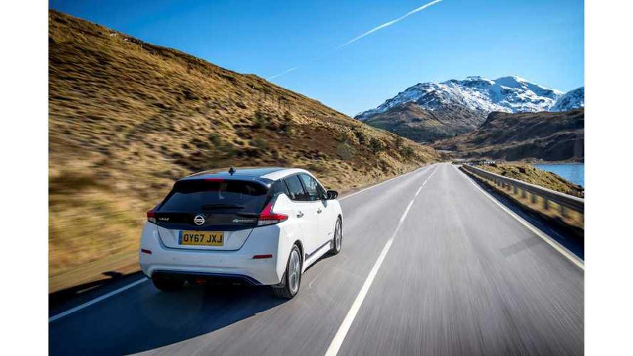 Top 5 Electric Cars Of All-Time: Cumulative Sales