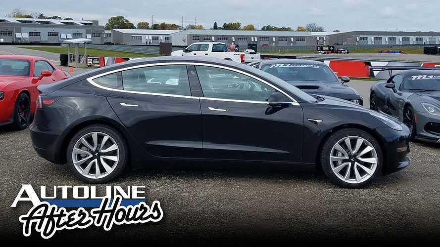 Hardcore Gearhead Buys A Tesla Model 3: Video
