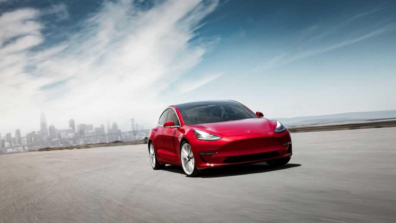 Tesla Model 3 Battery Cooling Much-Improved ... Track Mode?