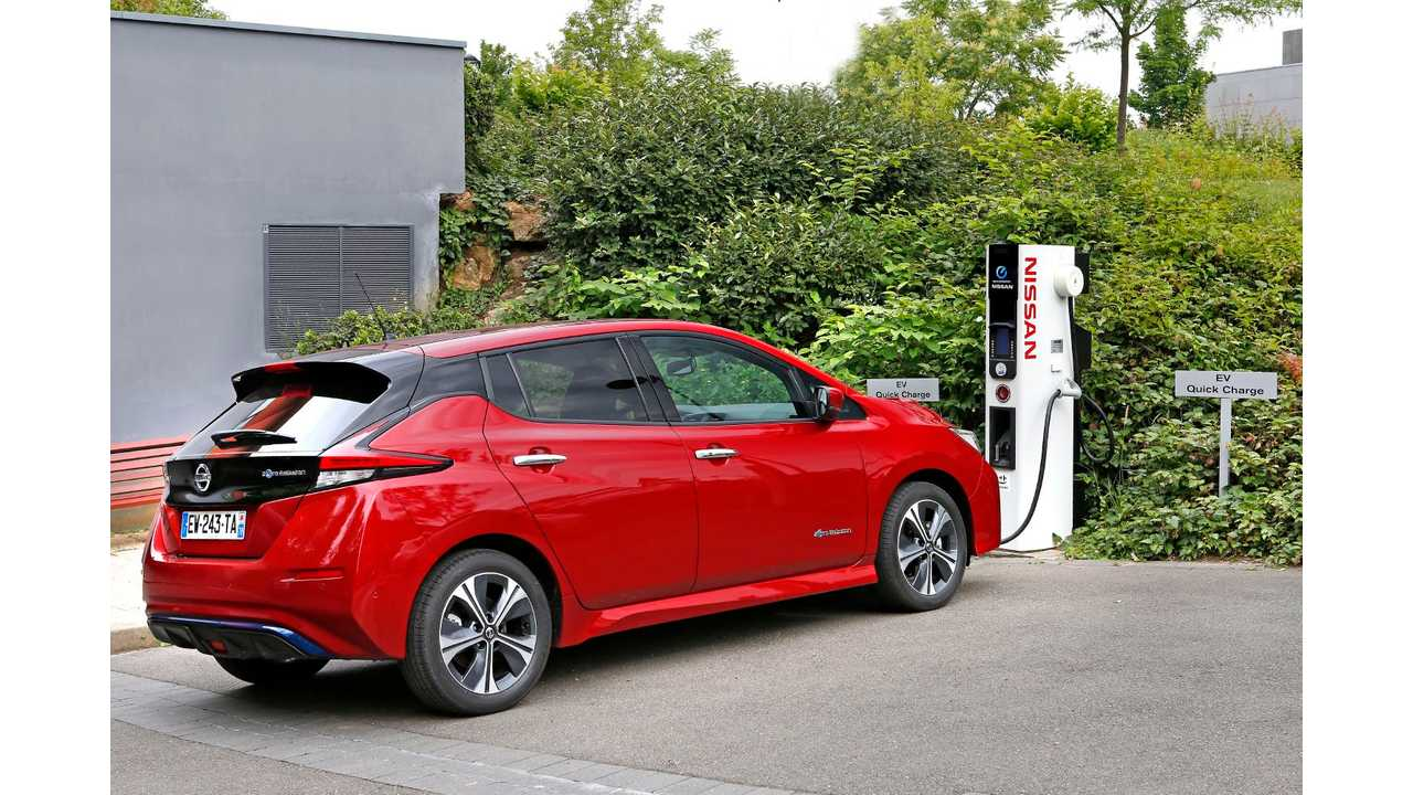 Study Says Fast Charging Takes Longer When It's Cold Out