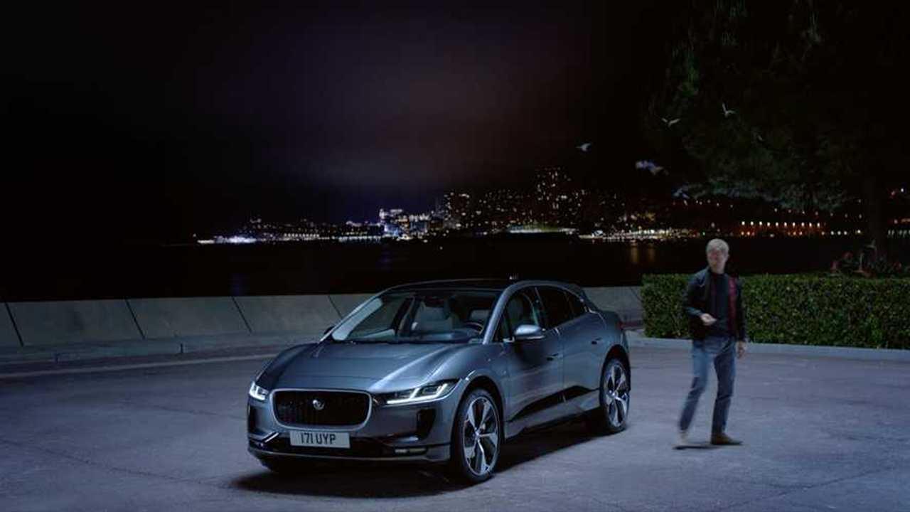 Jaguar I-PACE Roars Silently On Monaco Grand Prix Circuit
