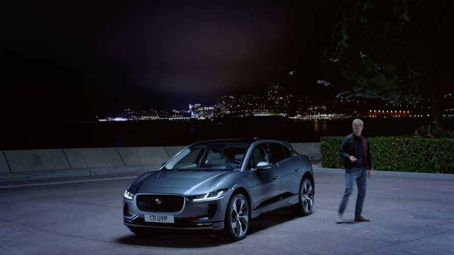 Jaguar I-PACE Roars Silently On Monaco Grand Prix Circuit