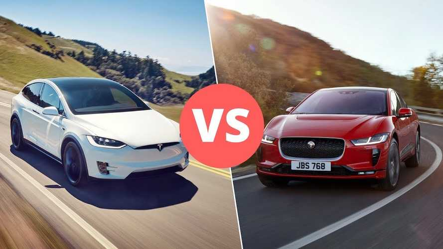 3 Ways In Which Jaguar I-Pace Falls Short Of Tesla Model X