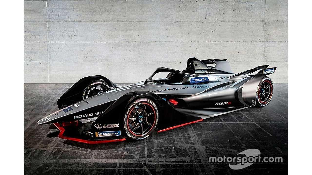 Manufacturers Complete Testing Of Gen 2 Formula E Race Car
