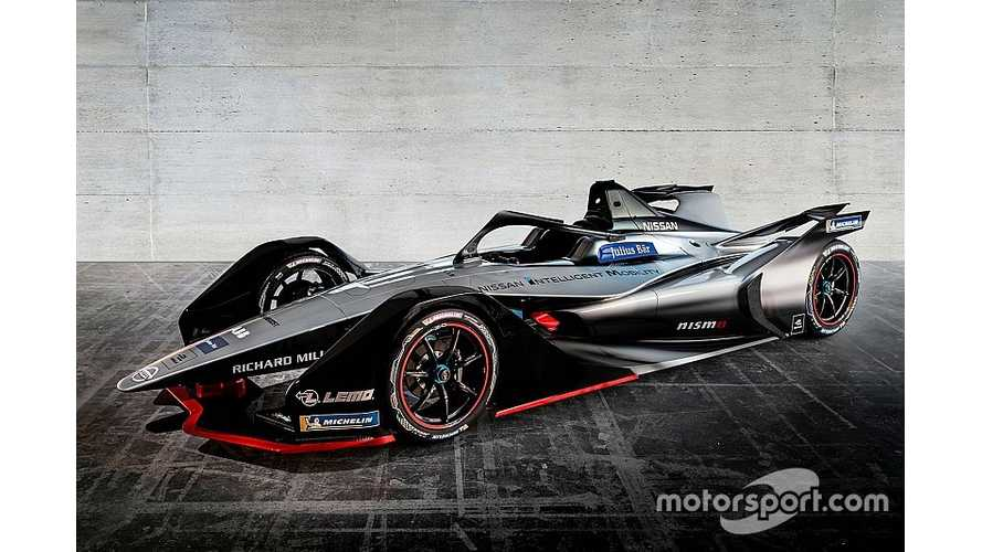 Manufacturers Complete Testing Of Gen 2 Formula E Race Car
