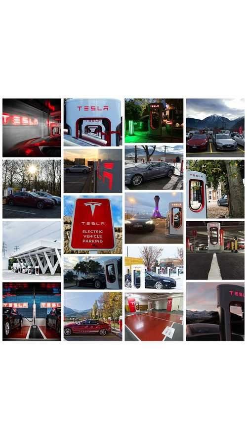 2,000 Tesla Superchargers Now Operational