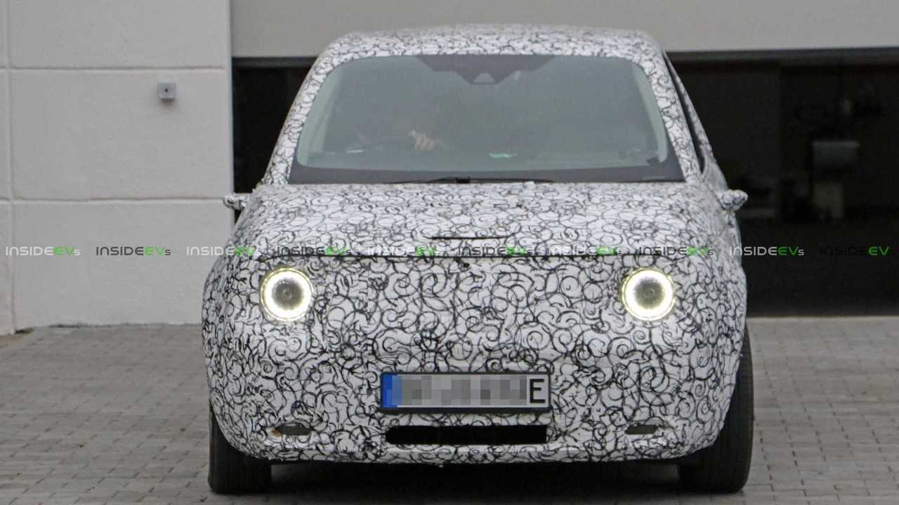 2020 Honda Urban Ev Spy Photo 1 Insideevs Photos