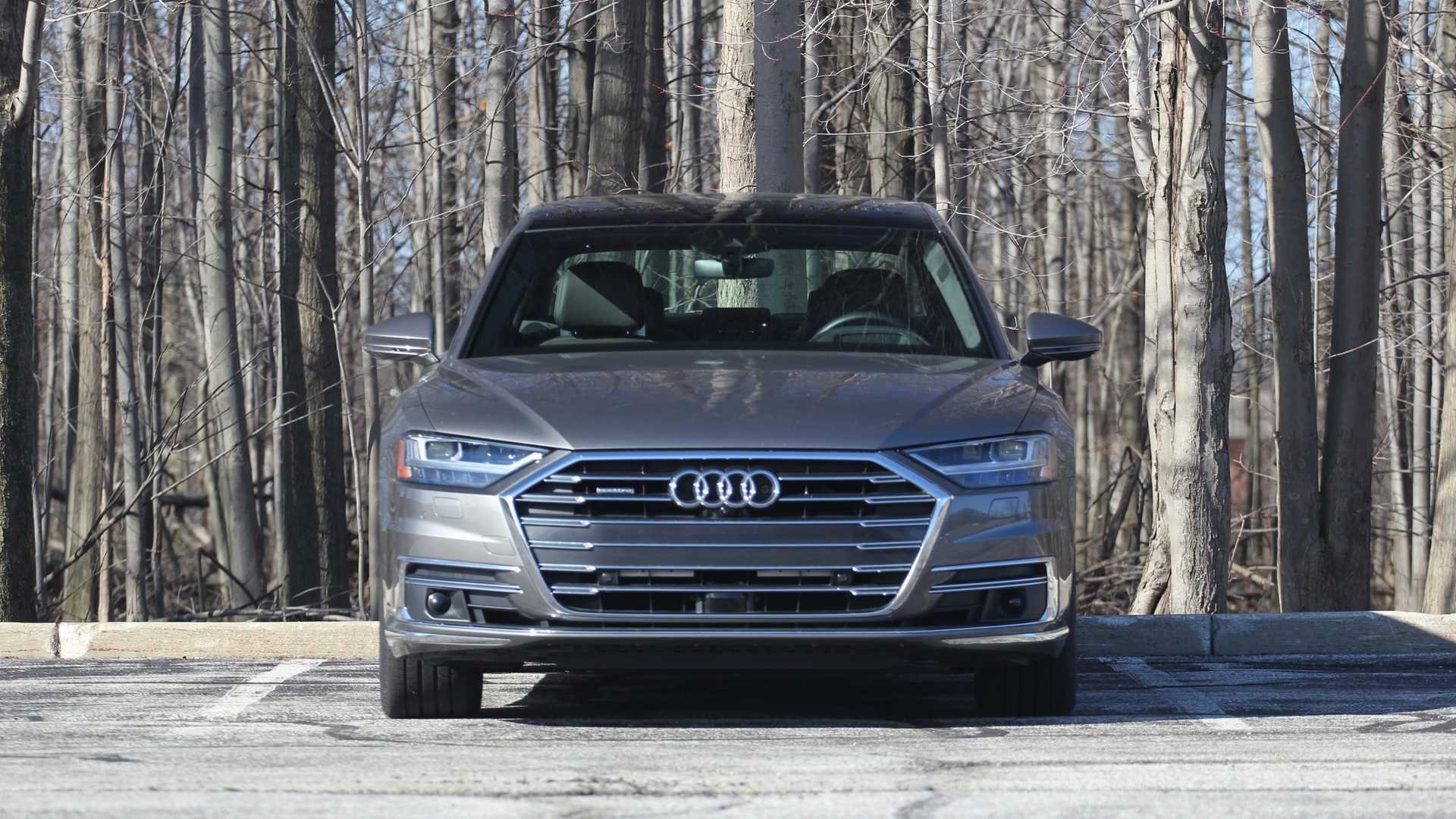 2019 Audi A8 Review: Try Harder