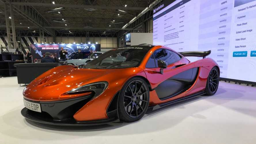 Why The McLaren P1 Plug-In Hybrid Is A Living Legend