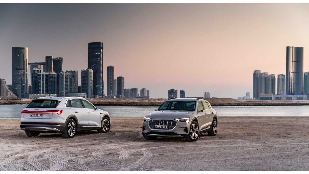 Audi To Focus On Locally Produced EVs For China