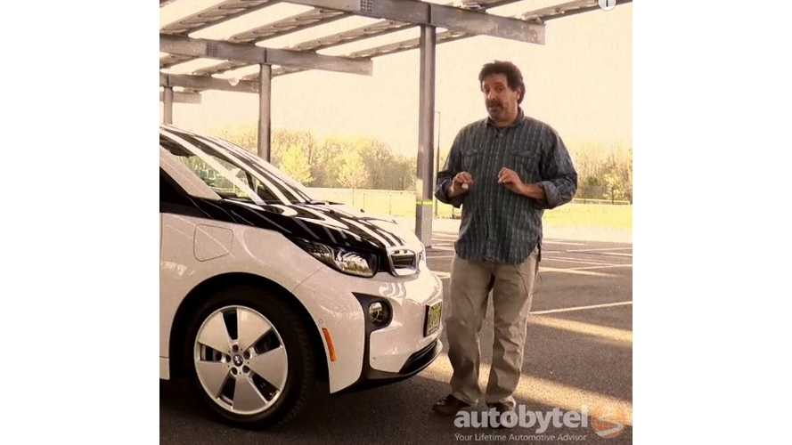 BMW i3 Review By Autobytel: