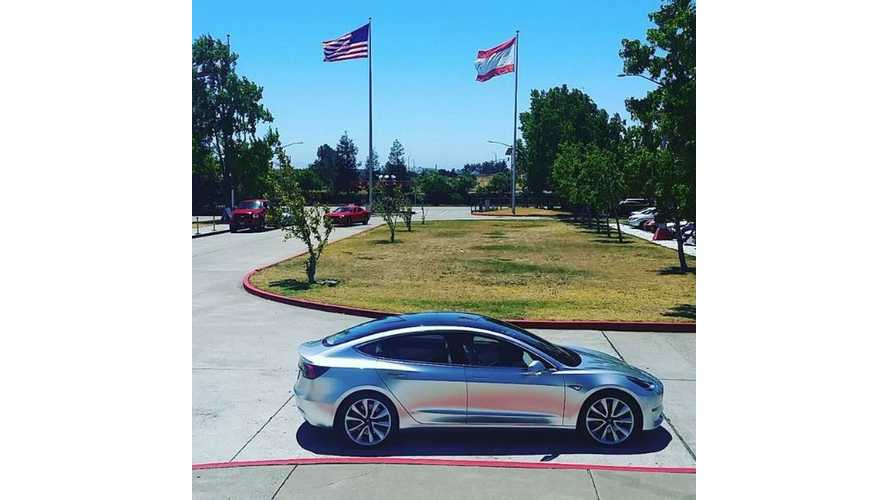 Tesla Will Retool Factory For Model 3 Production This Month