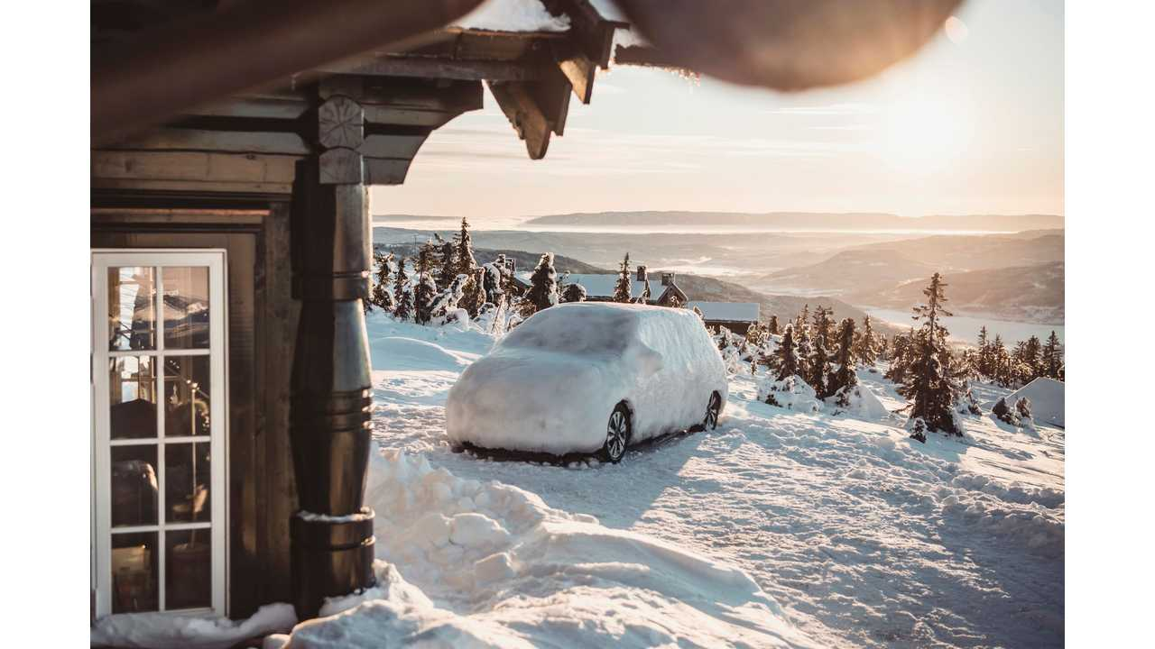 New Ad Spot: Nissan Breaks The Ice In Europe With The New 30 kWh LEAF?