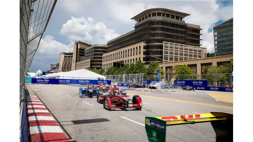 TV Ratings Show Formula E Is More Popular Than Formula 1 In North America