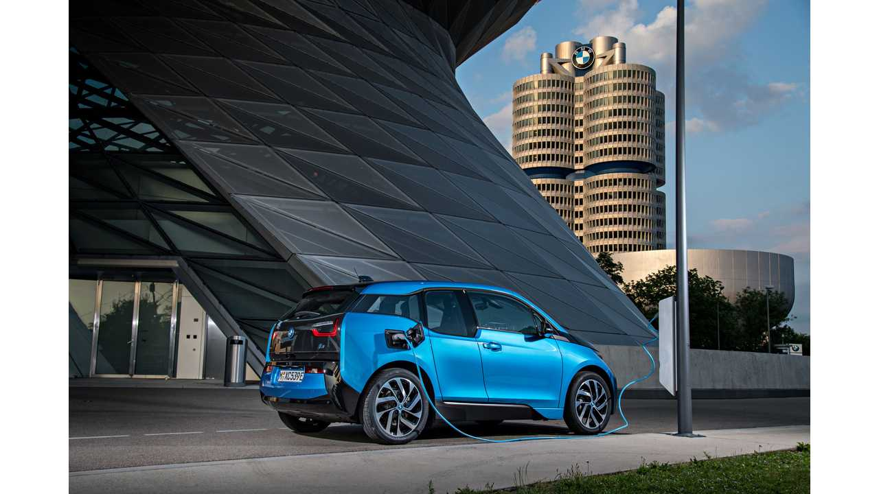BMW Notes Strong Demand For Plug-In Models, And 7,000 Pre-Orders For Upgraded i3