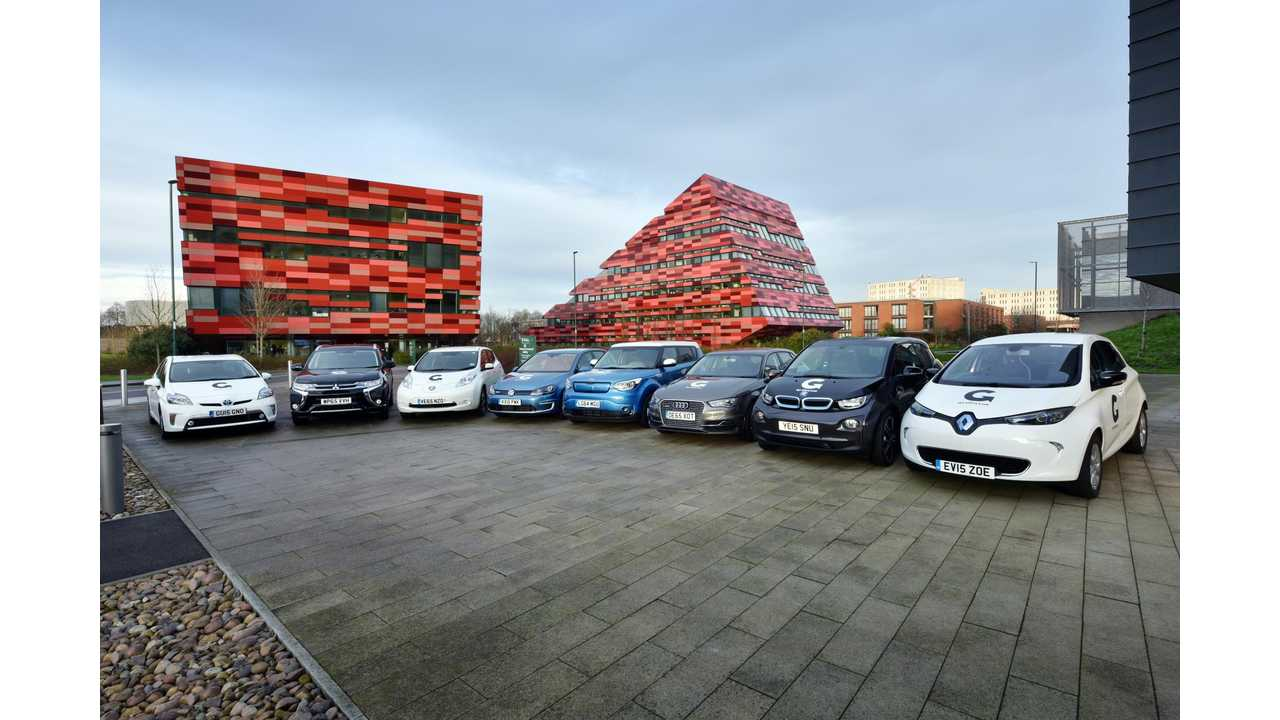 Go Ultra Low: Half A Million Motorists In UK Don't Know They're Ready To Drive Electric