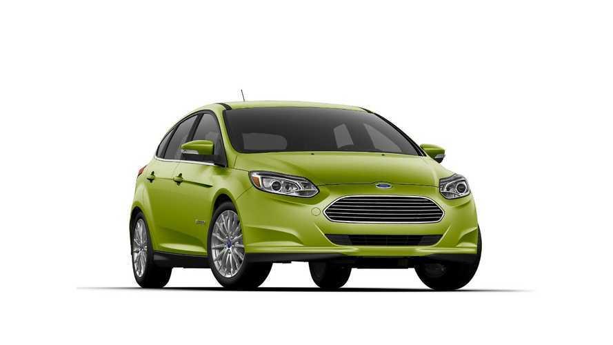 Ford Focus EV Gets New